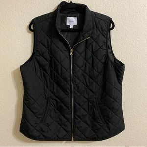 Old Navy Quilted Vest - XL